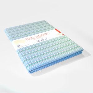 telo-arredo-boutique-dei-sogni-puro-cotone-100%-tra-le-braccia-di-Morfeo-righe-blu-azzurro-celeste