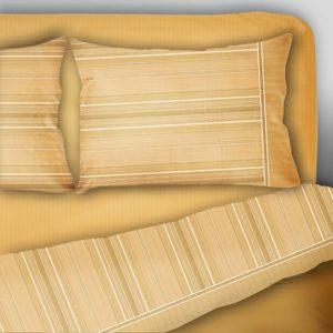 completo-letto-lenzuola-2-piazze-matrimoniale-1-piazza-singolo-1-piazza-e-mezzo-puro-cotone-100%-le-vie-del-grano-arancio